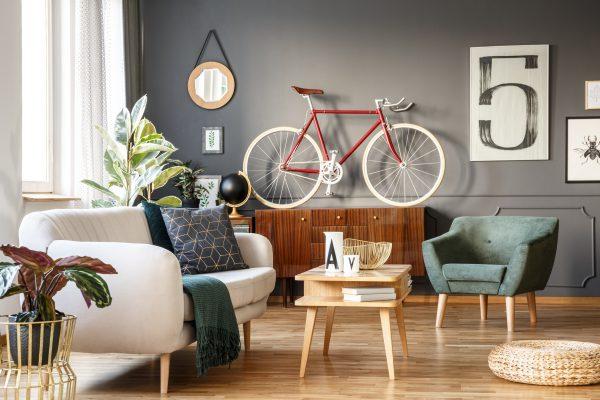 Mały salon – 5 rozwiązań oszczędzających przestrzeń